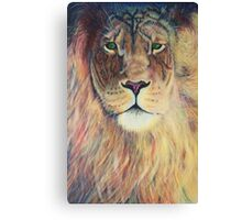 Aslan's Eyes Canvas Print
