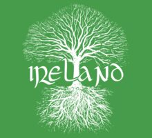 Ireland - Tree of Life Baby Tee