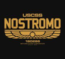 Sumerian Simbol Weyland Industries Nostromo by valkiriax