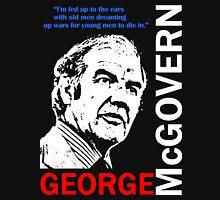 GEORGE McGOVERN Men's Baseball ¾ T-Shirt