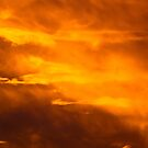 Red sky at night by StefWill