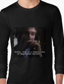 Duh, Scully Long Sleeve T-Shirt