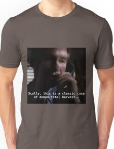 Duh, Scully Unisex T-Shirt