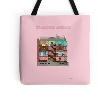 111 Archer Avenue from The Royal Tenenbaums Tote Bag