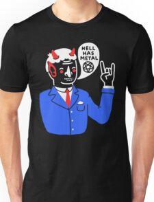 Heaven's Nice, But... Unisex T-Shirt