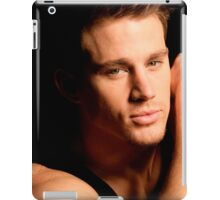 Cool Channing Tatum 2 by macyn iPad Case/Skin