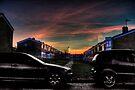 Rundells Sunset by Nigel Bangert