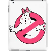 Lady Ghostbusters iPad Case/Skin