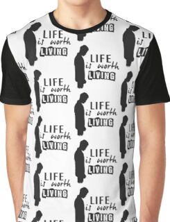 Life Is Worth A Living // Purpose Pack // Graphic T-Shirt