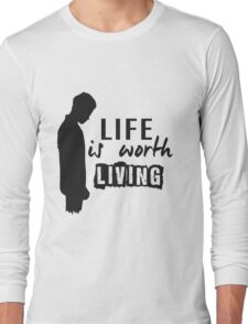 Life Is Worth A Living // Purpose Pack // Long Sleeve T-Shirt