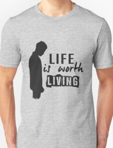 Life Is Worth A Living // Purpose Pack // T-Shirt