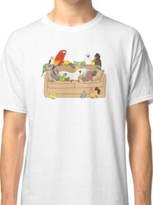 Birblr and Chill Classic T-Shirt
