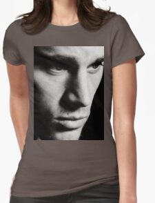 Cool Channing Tatum Face by macyn Womens Fitted T-Shirt
