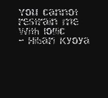 Hibari Kyoya Quote Unisex T-Shirt