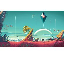 No Man's Sky Photographic Print