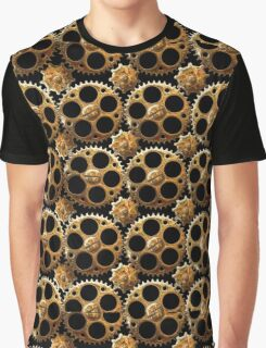 Gears A-Plenty Graphic T-Shirt