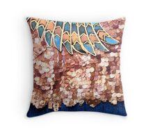 Egyptian Princess 2 Throw Pillow
