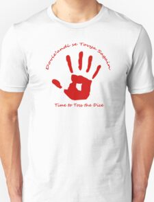 Symbol of the Band of the Red Hand (Shirt) Unisex T-Shirt