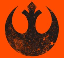 Distressed Rebel Alliance Logo by YesImObsessed