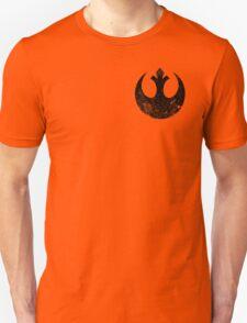 Distressed Rebel Alliance Logo T-Shirt