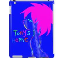 Tony's Home (Rue Shirt) iPad Case/Skin
