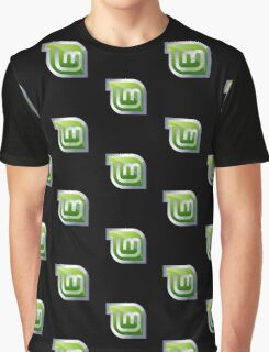 Linux Mint Graphic T-Shirt