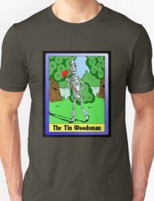 """The Tin Woodsman"" Unisex T-Shirt"