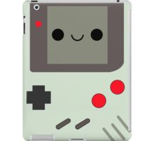 Happy GameBoy  iPad Case/Skin