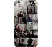 Swan Queen phone case iPhone Case/Skin