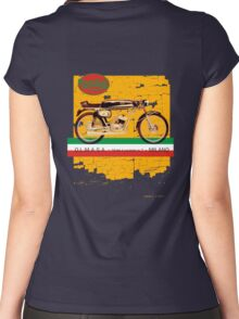 mondial cafe racer Women's Fitted Scoop T-Shirt