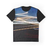 Streaky lights Graphic T-Shirt