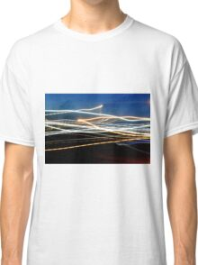 Streaky lights Classic T-Shirt
