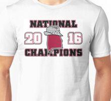 Bearly Beatable National Champions 2016 Unisex T-Shirt