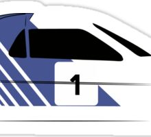 Group B Rally Car livery Sticker