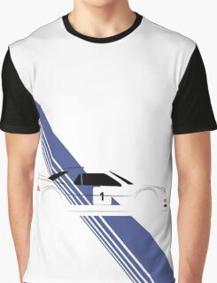 Group B Rally Car livery Graphic T-Shirt