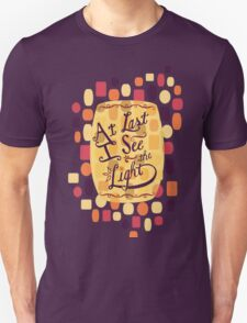 Tangled - At Last I See the Light Unisex T-Shirt