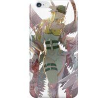 Angewomon iPhone Case/Skin