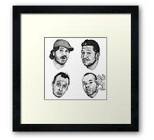 The Tenderloins Framed Print