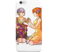 Asurei -- Violets iPhone Case/Skin