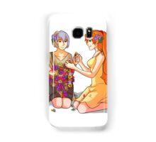 Asurei -- Violets Samsung Galaxy Case/Skin