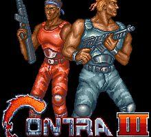 Contra III by DockEllis17