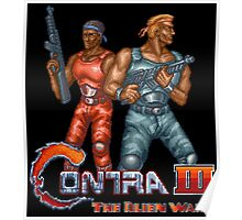 Contra III Poster
