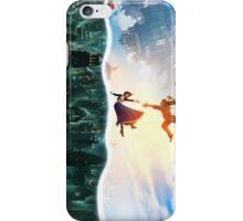 Bioshock Two Worlds Collide iPhone Case/Skin
