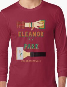 Eleanor and Park by Rainbow Rowell Book Cover Long Sleeve T-Shirt
