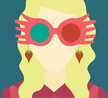 Luna Lovegood by DesignsByAND