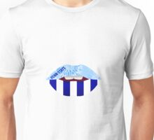 PENN STATE KISS LIPS Unisex T-Shirt