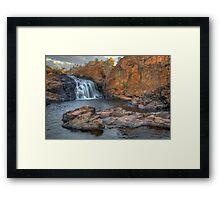Edith Falls No2 Framed Print