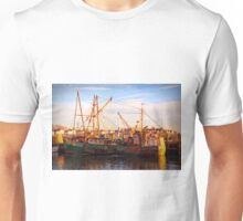 Classic Fisherman Unisex T-Shirt