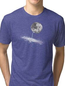 Luna Finds A Drink Tri-blend T-Shirt