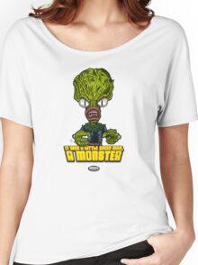 Saucer-Man Women's Relaxed Fit T-Shirt